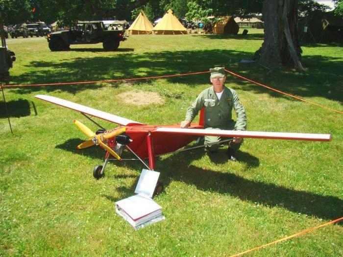 Radioplane qq-2. технические характеристики. фото.