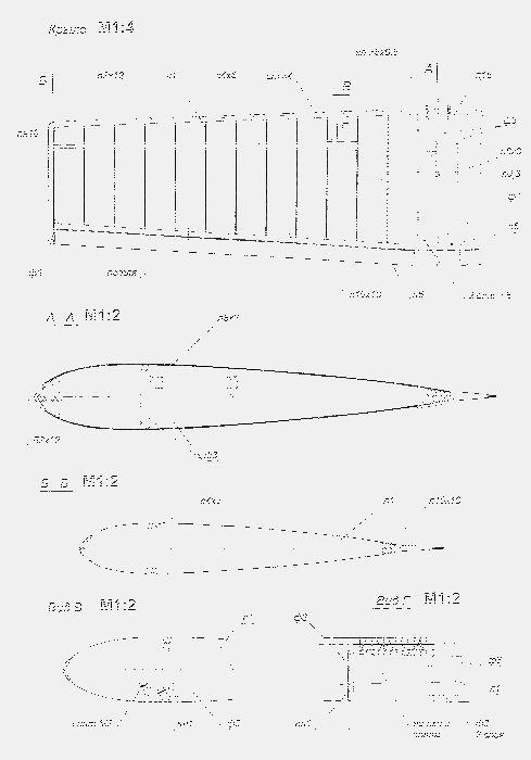 Радиоуправляемая модель самолета «нетопырь-2»