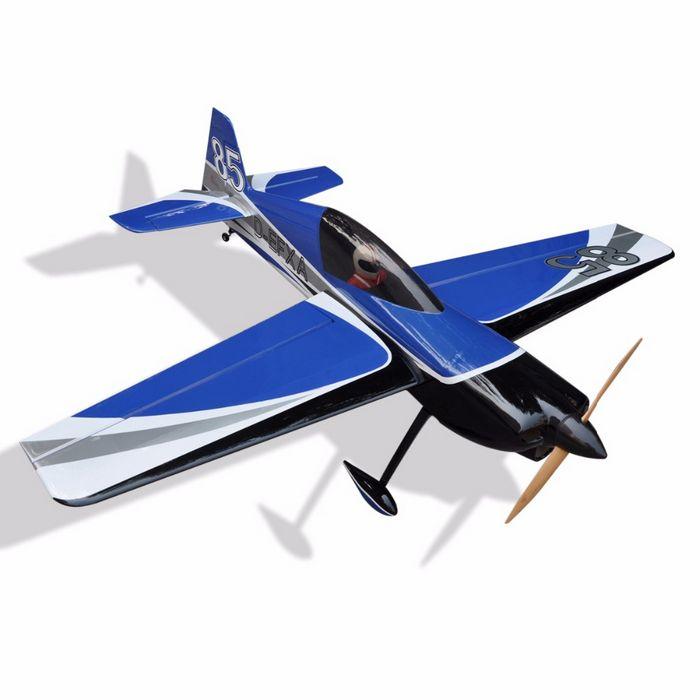 Радиоуправляемая модель самолета в стиле «racing»