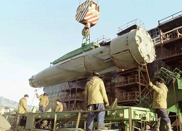 Ракетное вооружение надводного флота (орлы отечества)