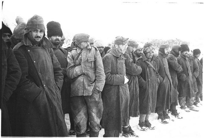 Рассекреченные показания плененных под сталинградом фашистов