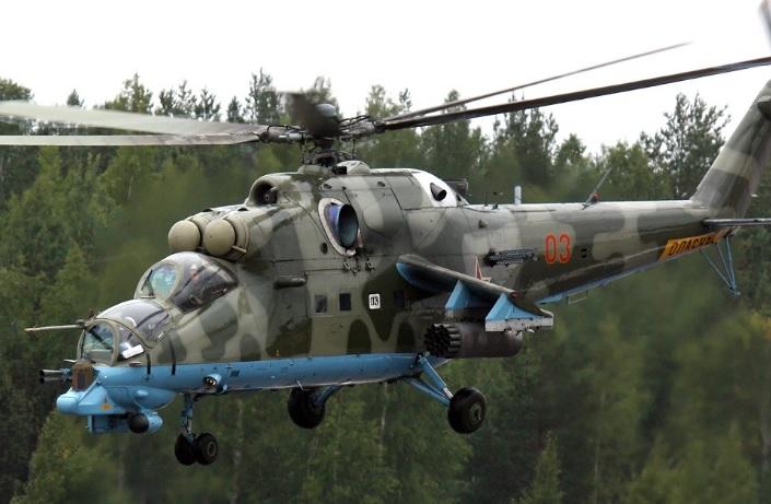 Рассуждения о вертолетах в сирии.описание. характеристики.