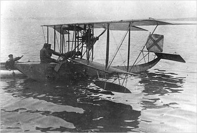 Разведывательная летающая лодка f.b.a. тype a/b/c.