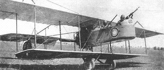 Разведывательный и наблюдательный самолет farman нf.30.