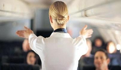 Речь стюардессы и какой она должна быть. слова стюардессы.