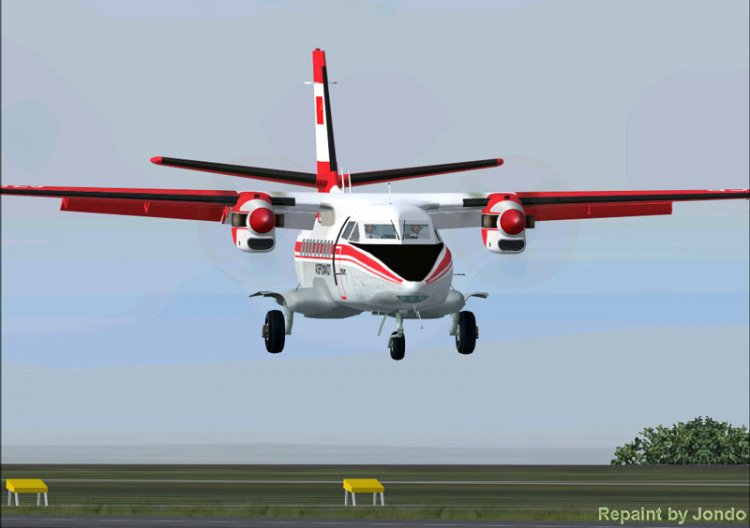 Региональный самолет