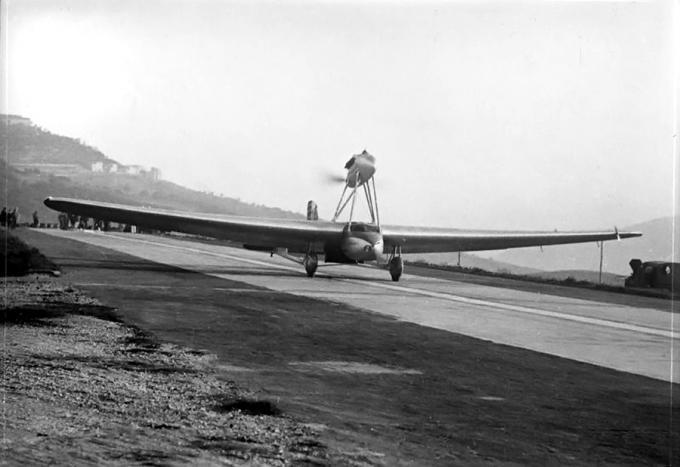 Рекордные самолеты savoia-marchetti s.64 и s.64 bis. италия