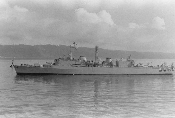 Роль сввп в фолклендском конфликте 1982 г. (часть 6)