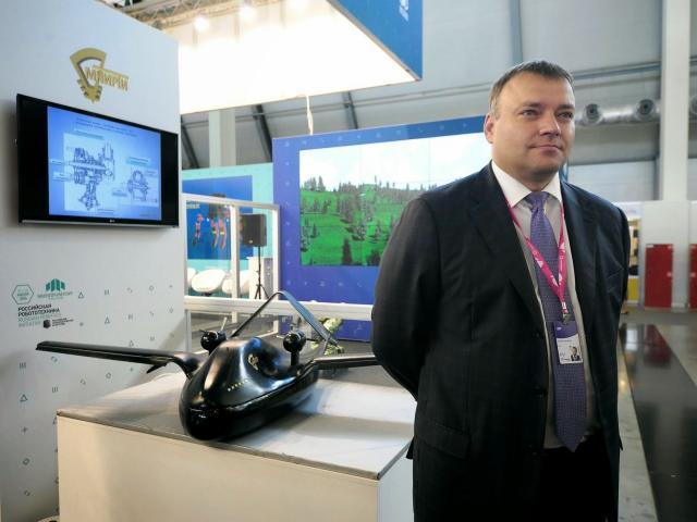 Россия представила беспилотник «чирок» на воздушной подушке