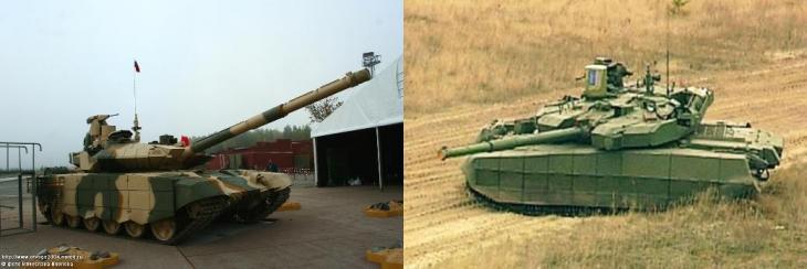 Российская и украинская модернизации т-90: попытка беспристрастного сравнения