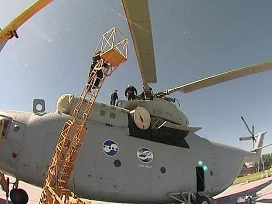 Российско-китайский самолёт и российско-китайский вертолёт: совместное производство
