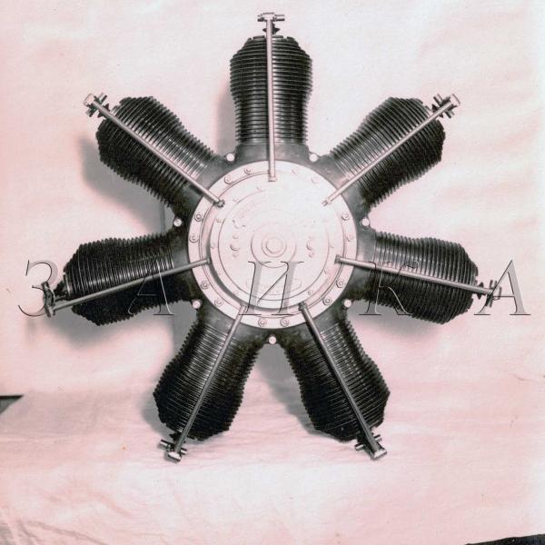 Ротативные авиационные двигатели «gnome» (гном).
