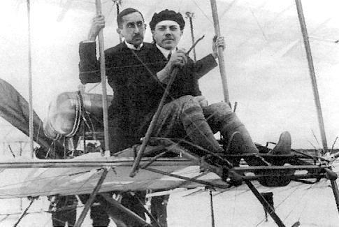 Рождение авиации. год рождения авиации.
