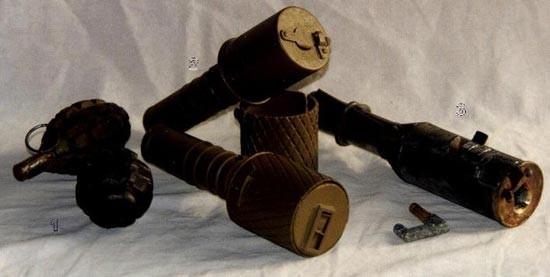 Ручные гранаты «зимней» войны 1939-1940 гг.