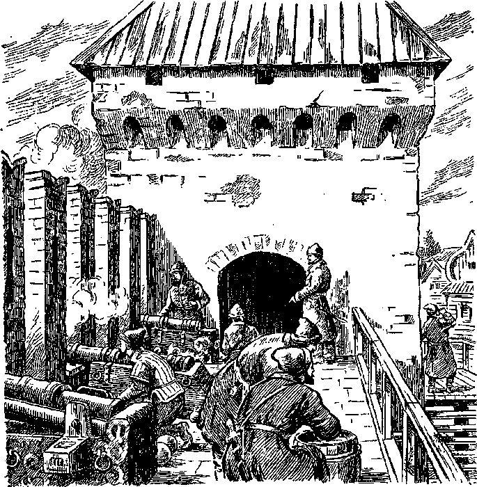Русская артиллерия, как все начиналось