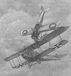 Русская авиация в первой мировой войне