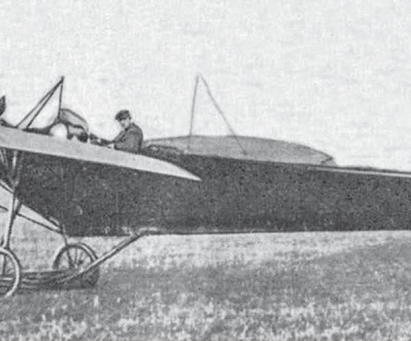 Русские авиаторы на балканской войне 1912-1913 гг.