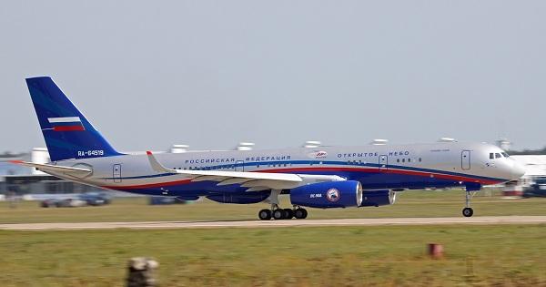 Русский шпион в американском небе?