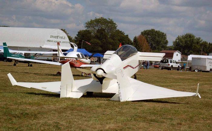 Rutan variviggen. технические характеристики. фото.
