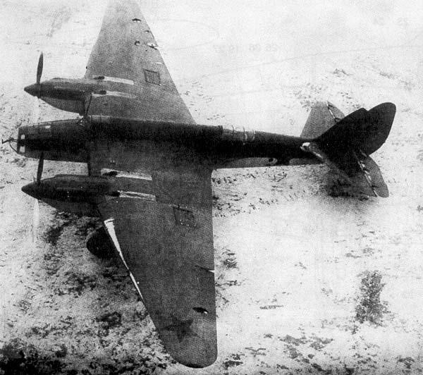 Самолет ар-2. фото. история. характеристики.