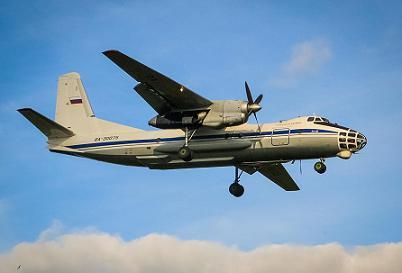 Самолет для аэрофотосъемок ан-30.