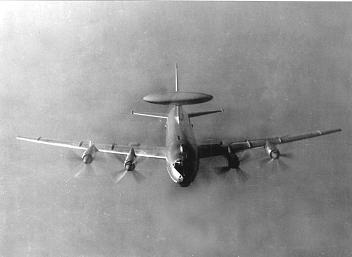 Самолет дрло ту-126.