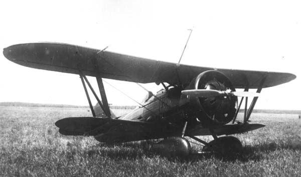 Самолет и-5. фото. история. характеристики.