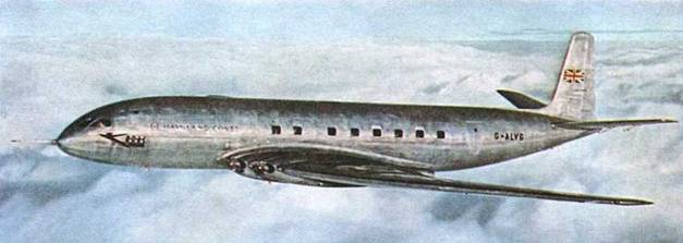Самолет-комета