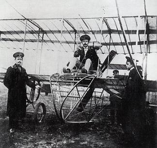 Самолет л-1 «птенец».