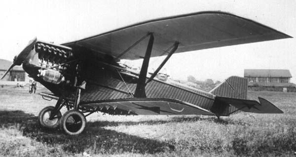 Самолет-разведчик р-3 (ант-3).