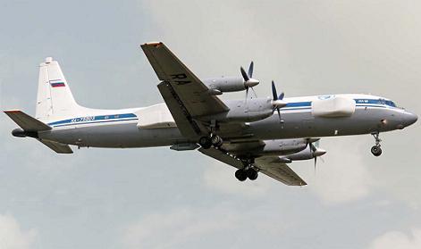Самолет рэб ил-22пп «порубщик».