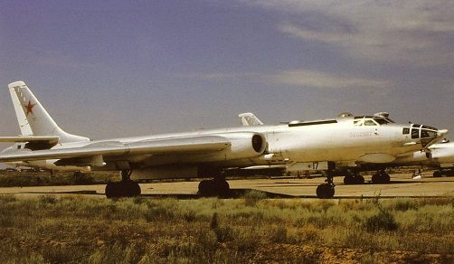 Самолет рэб ту-16п «букет» (изделие нп).