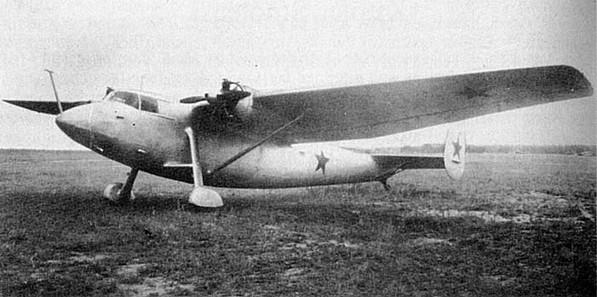 Самолет ще-2. самолеты щербакова.