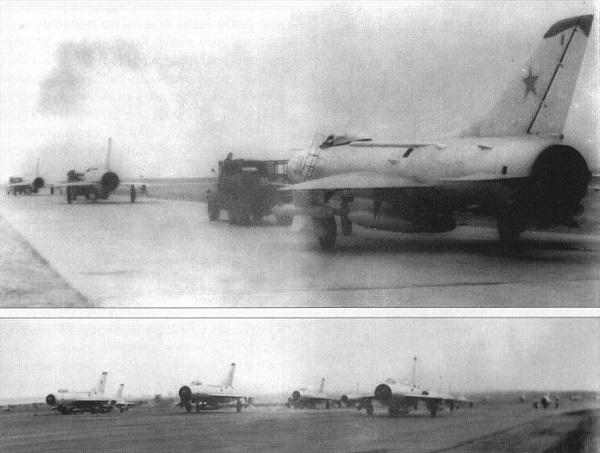 Самолет су-11. фото. история. характеристики.