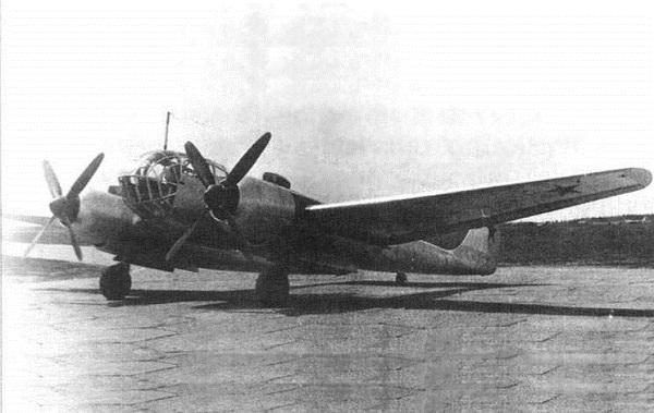 Самолет су-12. фото. характеристики. история.