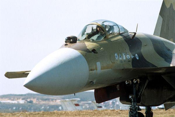 Самолет су-37. фото. история. характеристики.
