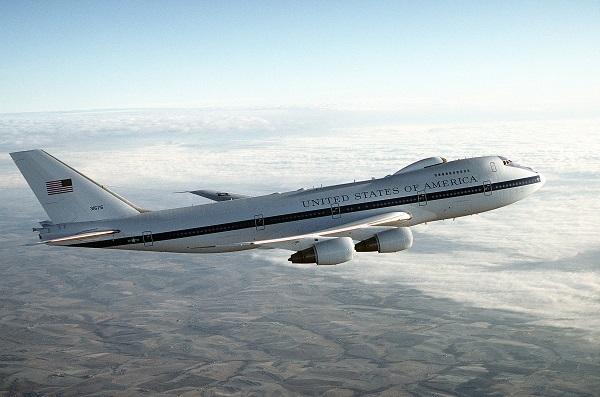 Самолет «судного дня»