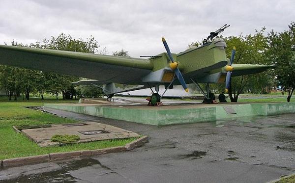 Самолет туполев р-6 (ант-7). фото. история. характеристики.