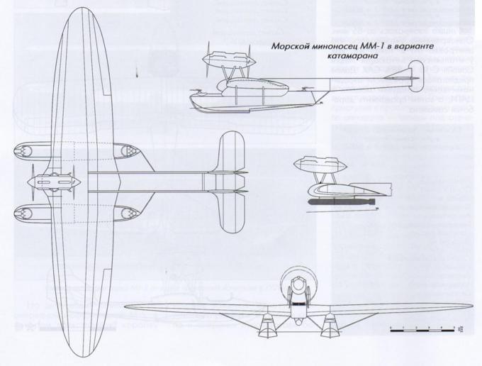 Самолеты дмитрия григоровича часть 21