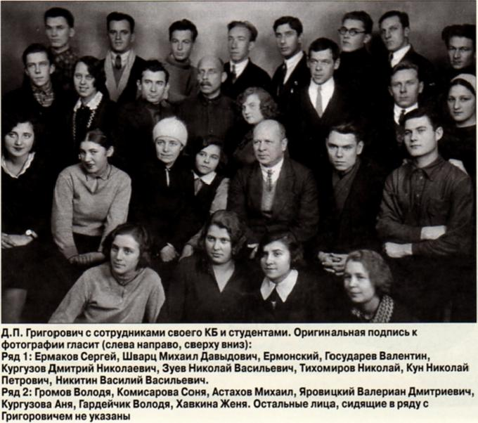 Самолеты дмитрия григоровича часть 32