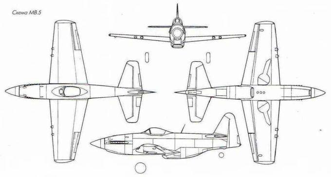 Самолеты компании martin-baker. часть 4 истребитель martin-baker mb.5