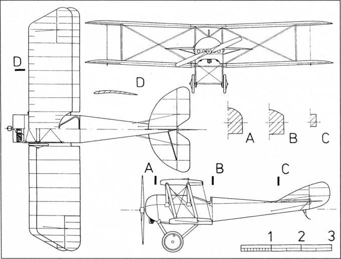 Самолеты-разведчики и истребители martinsyde s.1. великобритания