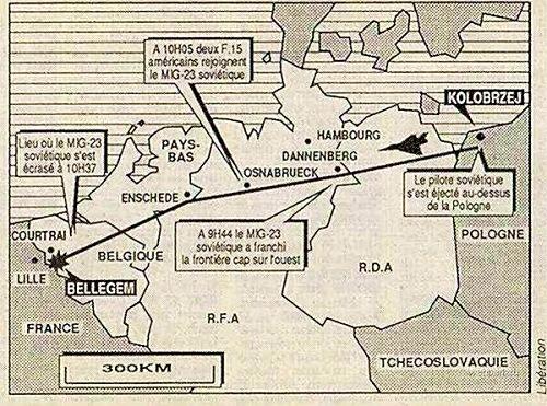Самолёт без пилота: как советский истребитель пролетел более 900 километров ?