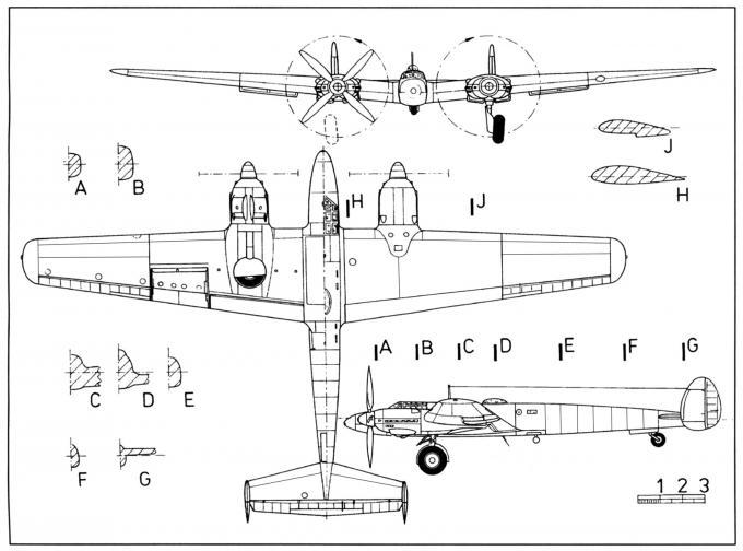 Самолёт для сверхдальних перелётов messerschmitt me 261 v1 adolfine и дальний разведчик me 261 v3. германия