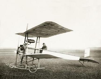 Самолёт «гаккель iii».