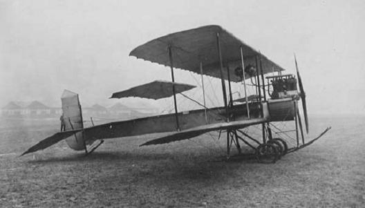 Самолёт «гаккель vii».