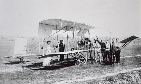 Самолёт «кудашев-1».