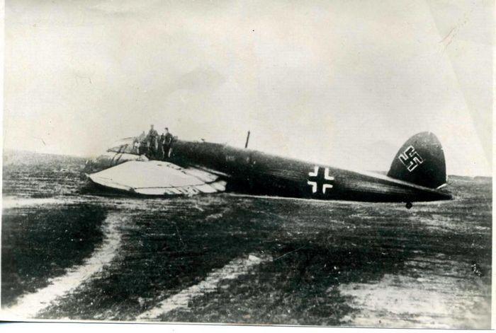 Самолёт «луцкой № 1».