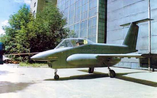 Самолёт маи фотон. продолжение истории с аэродинамикой