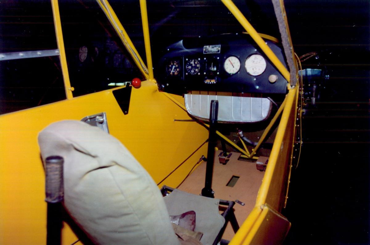Самолёт piper j-3 cub. технические характеристики. фото